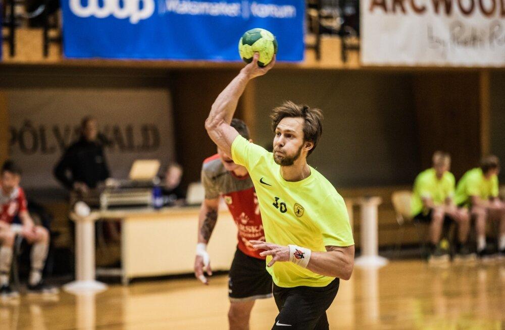 HC Tallinna liidermängija Uku-Tanel Laast