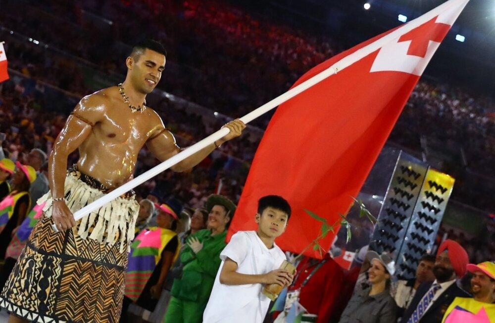 Tonga õline musklimees pääses murdmaasuusatamises taliolümpiale
