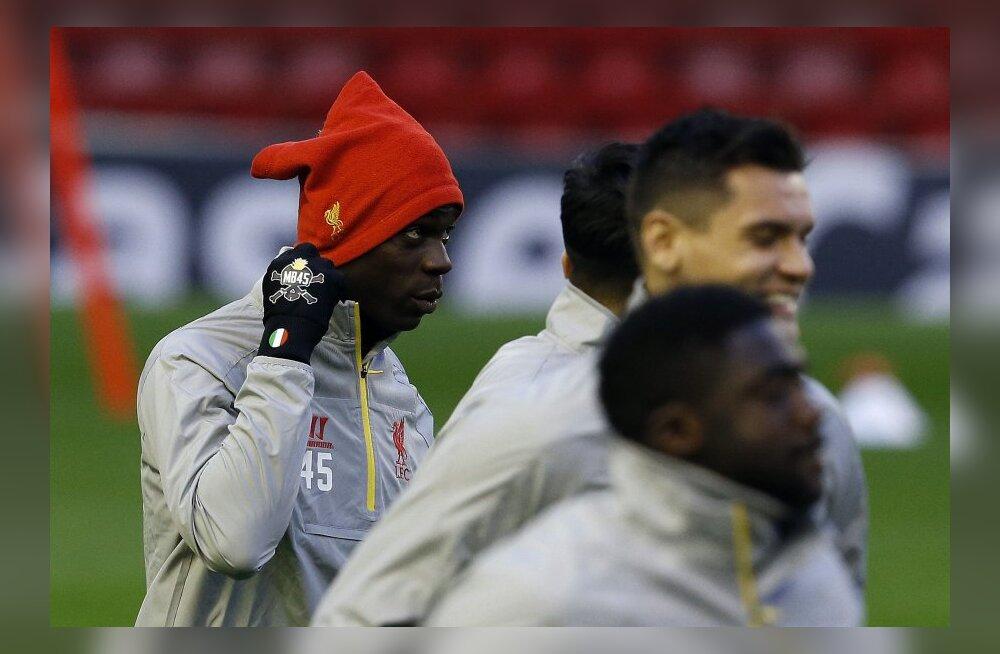 Liverpooli peatreener annab Balotellile veel kaks kuud aega ennast tõestada