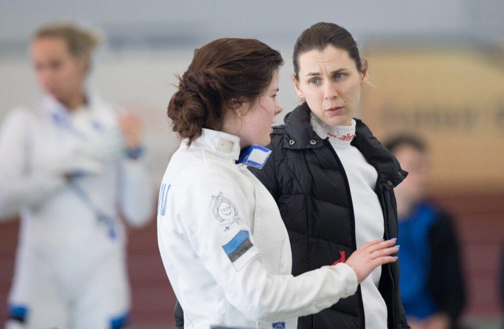 Eesti meistrivõistlused vehklemises 2017