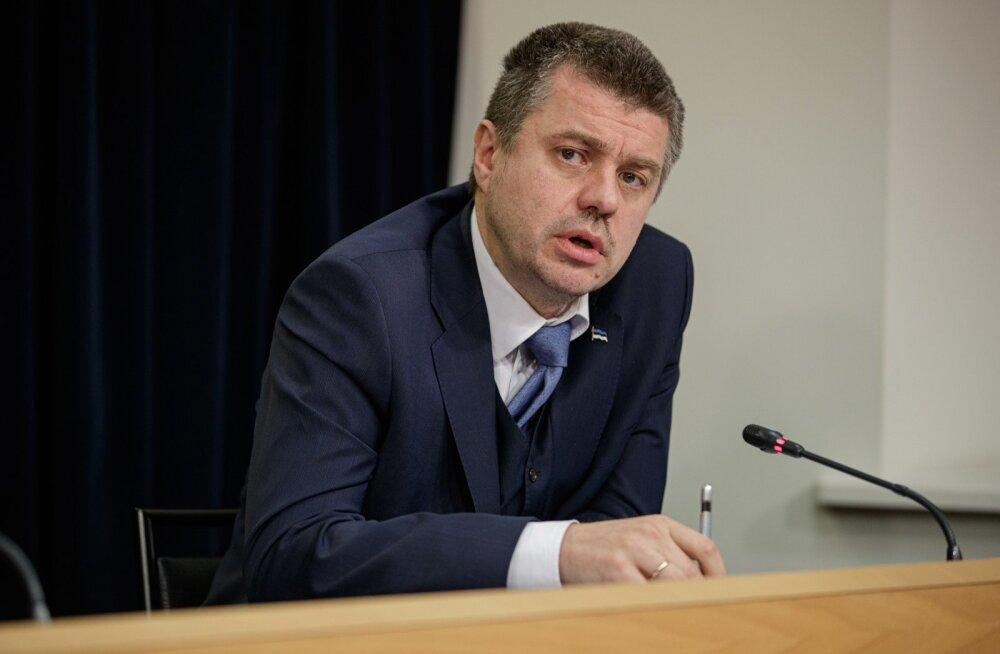 Valitsuse pressikonverents 23.05.19