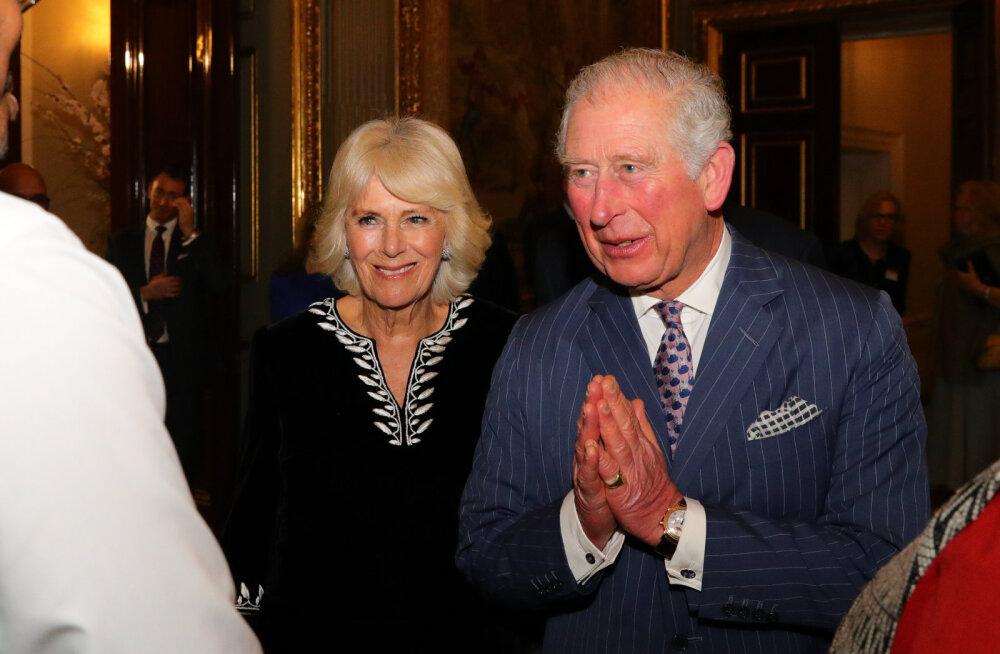 Koroonahaigest prints Charlesist lahutatud Camilla avas lõpuks suu: see on raske aeg kõigi jaoks