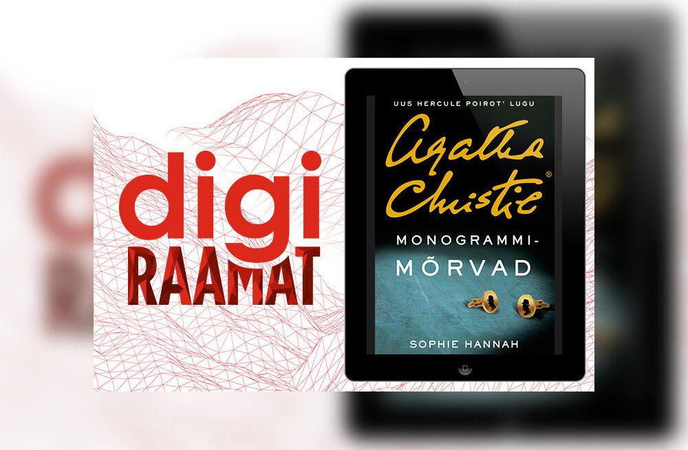 """AINULT PÄEVALEHES: Katkend uuest Hercule Poirot' raamatust: Sophie Hannah """"Monogrammimõrvad"""". Lisaks küsitlus: vali oma lemmik Poirot´lugu!"""
