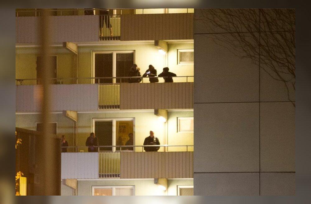 Husby: 1970. aastate kortermajadest koosnev linnaosa 82,7 protsendi välismaalastega