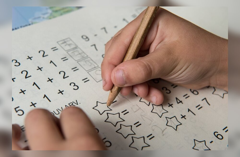 Riigieksamid 2015: VAATA, millistes koolides olid tänavu helgeimad pead matemaatikas!