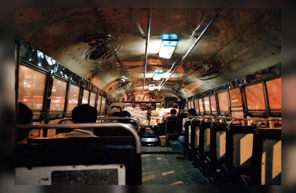 Kümme soovitust odavamalt reisimiseks: pikaaegsetest rongipiletitest ööbussideni
