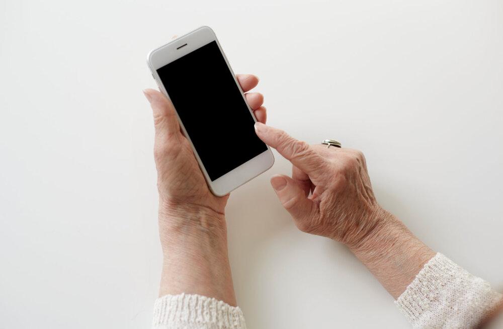 76aastane naine avaldab rõõmustava muutuse, mis leidis tema elus aset koroonaviiruse tõttu