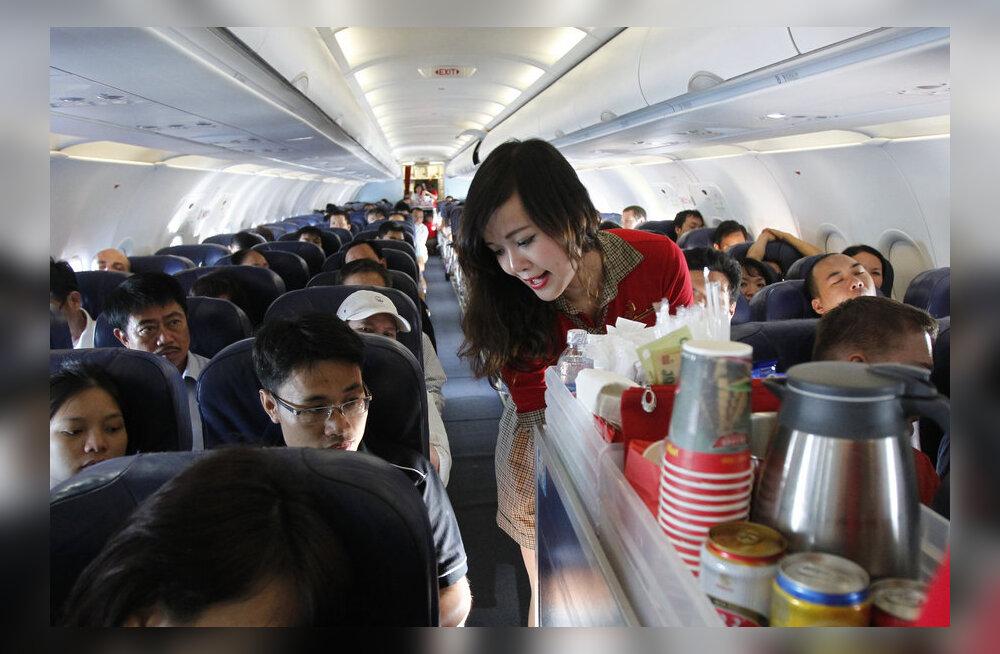 Saage tuttavaks: 10 kõige häirivamat reisikaaslast lennukis