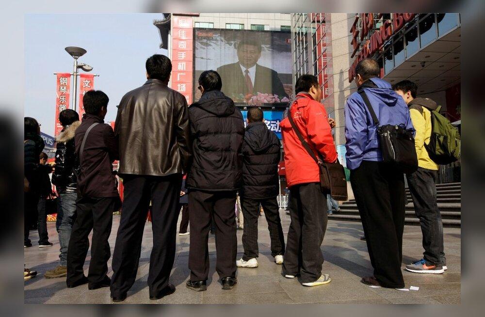 Hiina üle saja allkirjaga avalikus kirjas kutsutakse üles poliitilistele reformidele