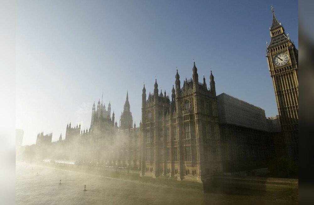 Suurbritannia parlamendist leiti Venemaa spioon