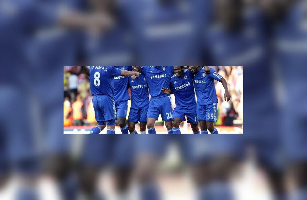 Chelsea jalgpallurid