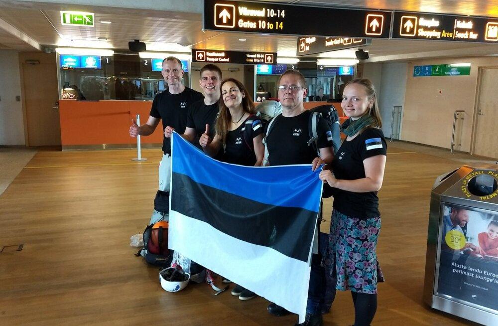 VINGE | Eesti alpinistid lähevad vallutama kaht Pamiiri mäetippu!