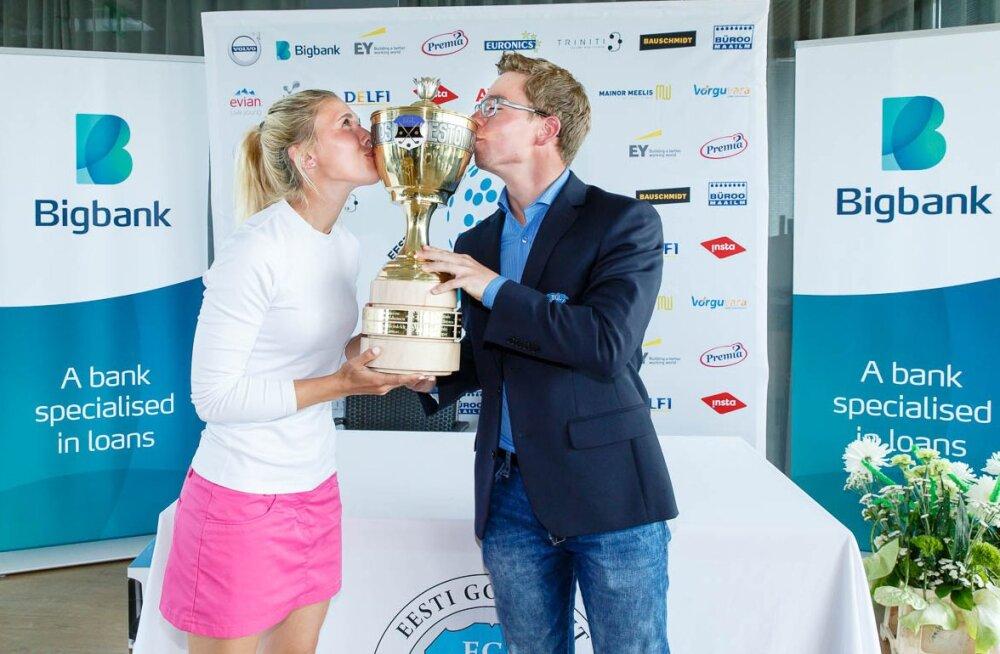 Estonian Amateur Openi võitis kaheksa aasta järel taas eestlane