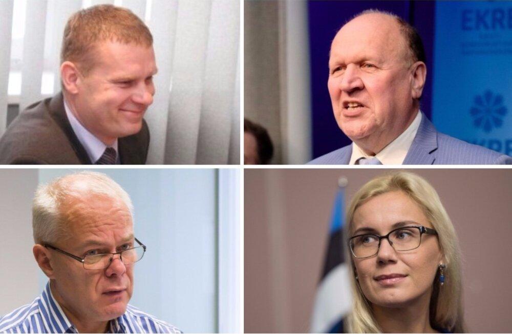BLOGI | Pärnu meerikandidaadid lubasid pikemat suve, kolmandat silda ja tualette
