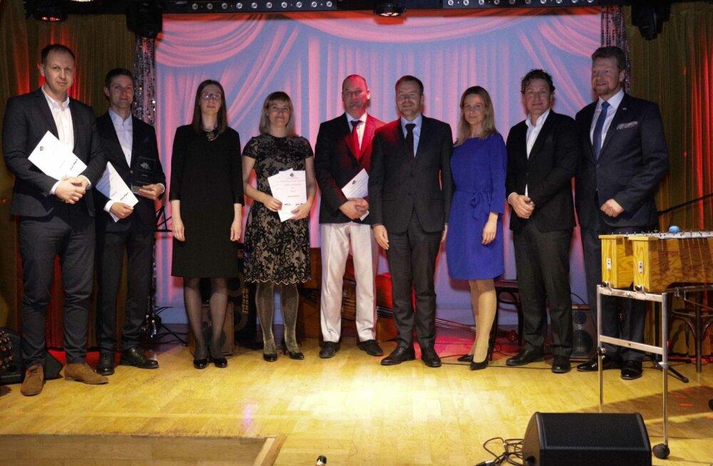 Norra äriauhind 2019 üleandmine