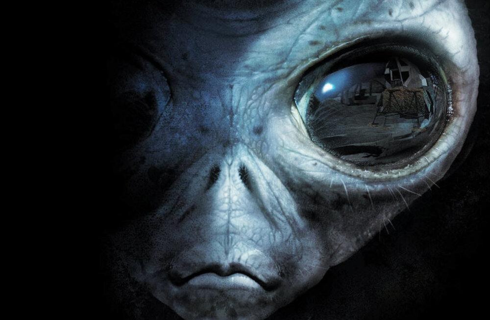 Briti ufoloog Nigel Kerner: hallid tulnukad uurivad inimese hinge, kuna neil endil see puudub