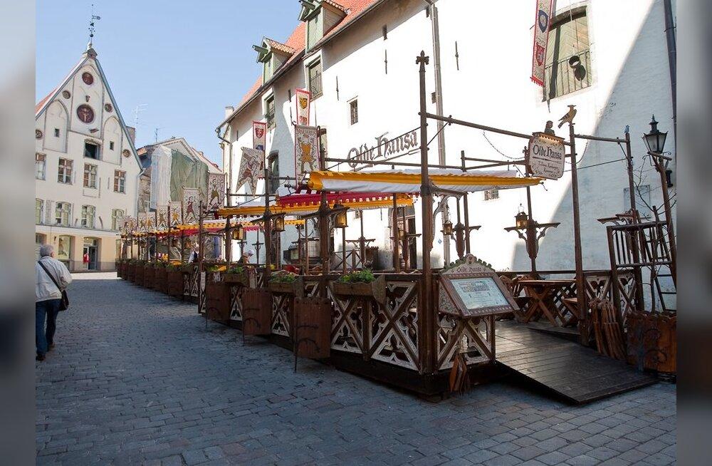 Владелец ресторана Olde Hansa заработал свыше 2 млн. крон прибыли
