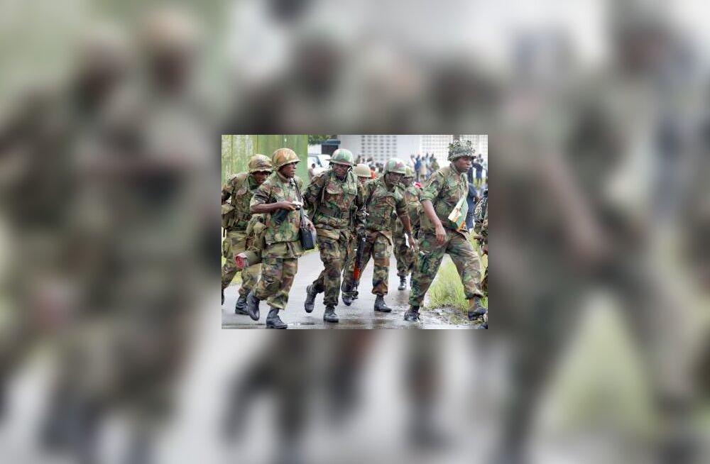 Nigeeria rahusõdurid