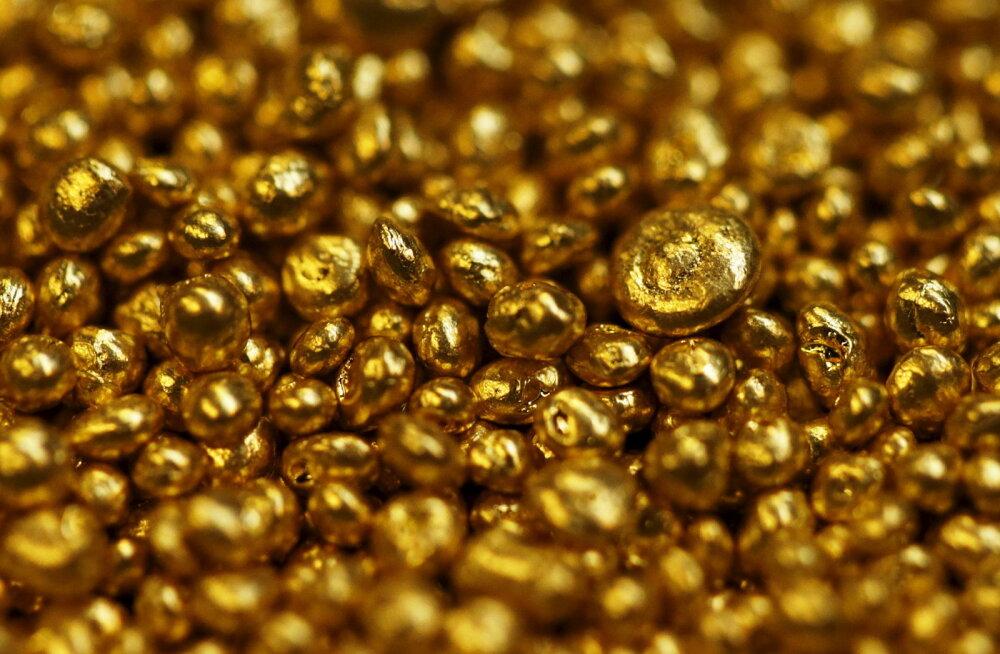 Vesi peale! Šveitsis jõuab igal aastal heitvette aukartustäratav kogus kulda