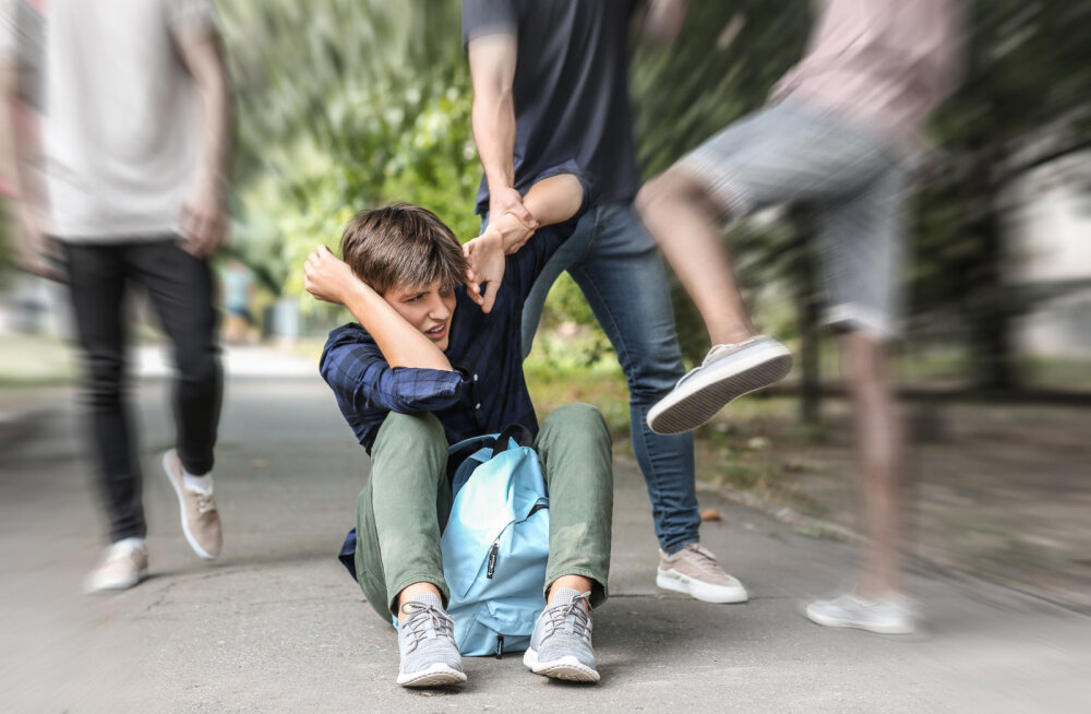 Kuidas märgata, kas sinu last kiusatakse või seda, et sinu laps on hoopis ise kiusaja?