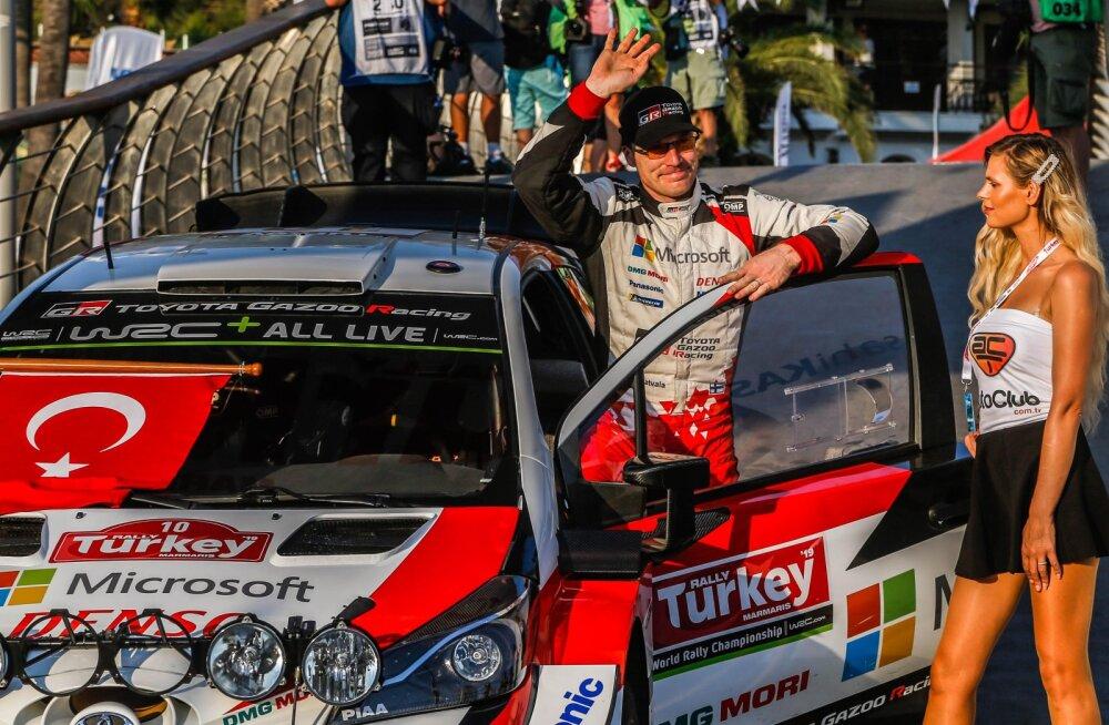 Toyota president: tänu Jari-Matti Latvalale on Toyota praegu WRC-sarjas