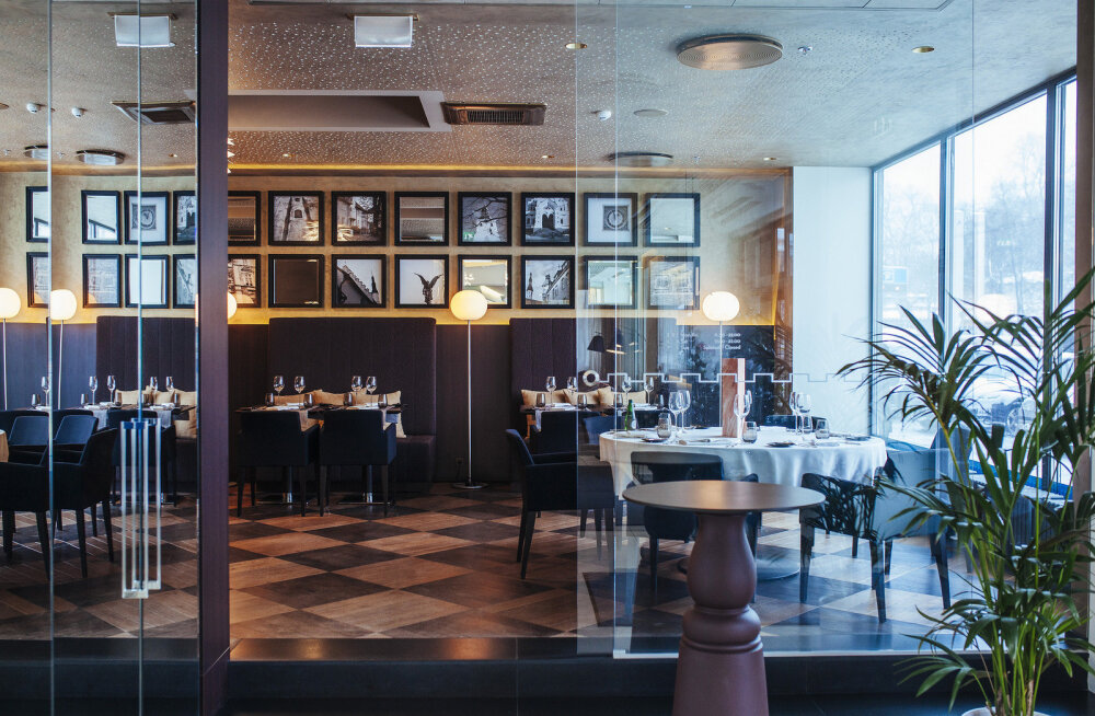 Eesti parimaks hotelliks nimetatud Palace'i restoran sai peakoka ja menüü