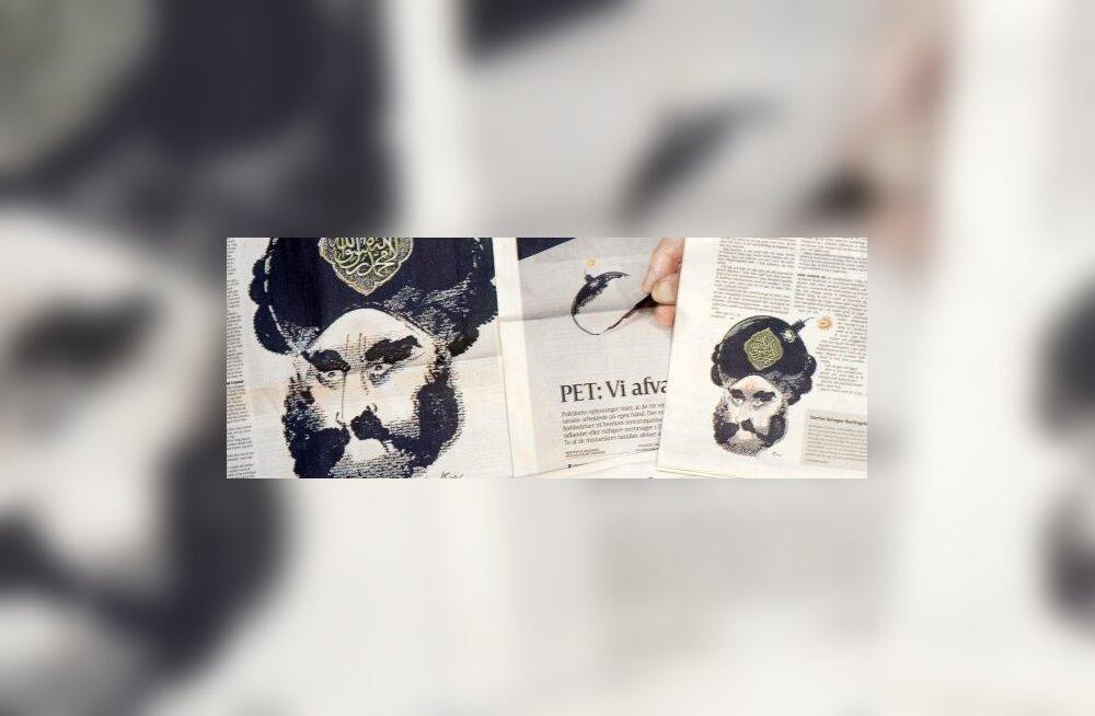 Taani leht palus Muhamedi pilapiltide eest andeks