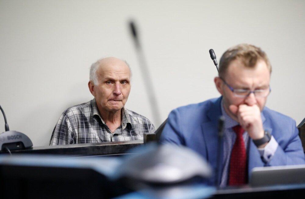 ФОТО: Начался судебный процесс над коплиским стрелком
