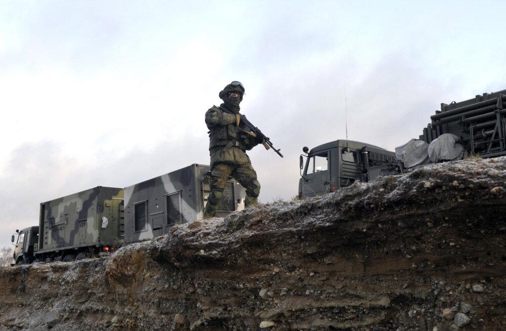 Venemaa taasavas nõukogudeaegse sõjaväelabori, et katsetada oma relvi Arktikas