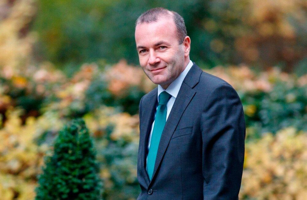 46-aastane Manfred Weber vajab võimulesaamiseks nii europarlamendi kui ka Euroopa valitsuste toetust.