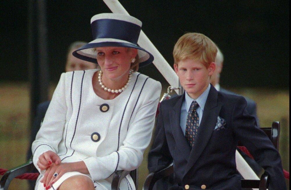 Miks küll andis Harry oma emale kuulunud kihlasõrmuse Williamile, et too saaks Kate Middletoni kosida?