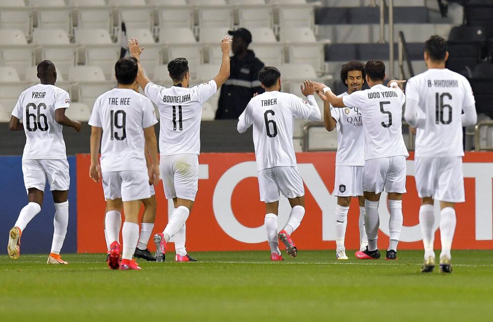 Иранский футбольный клуб в Лиге чемпионов Азии
