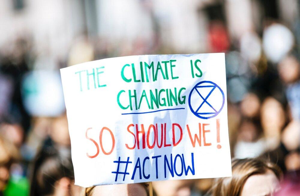 Lugeja küsib: miks on CO2 kõige tähtsam kliimagaas?