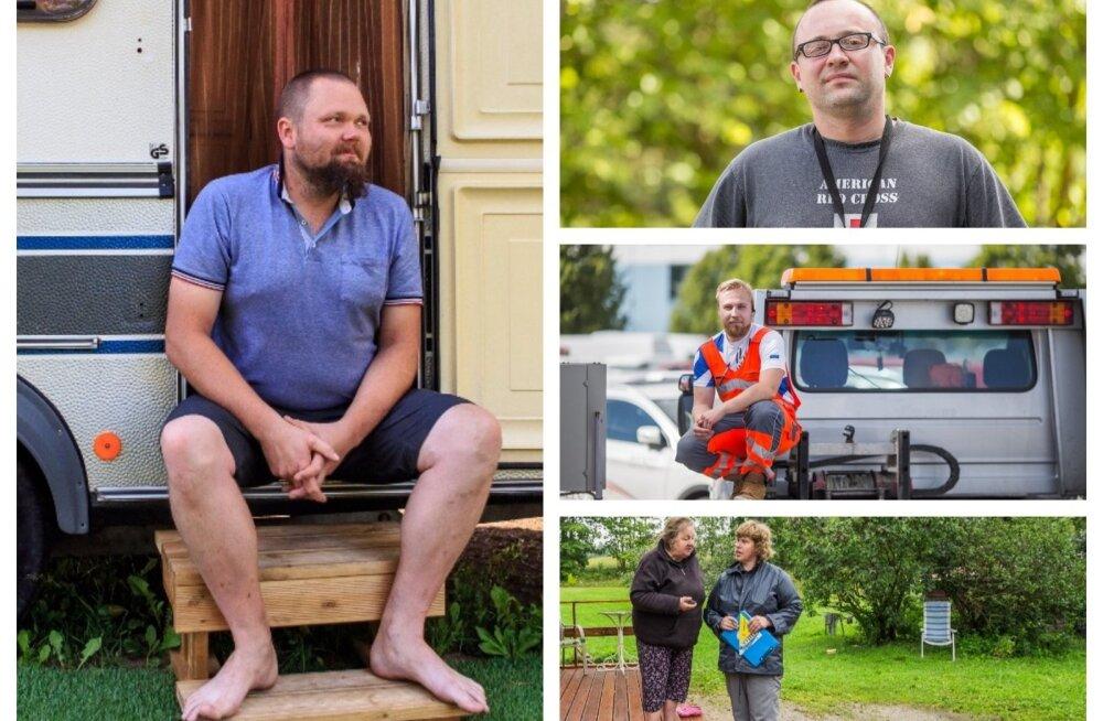 Eesti inimesed suudavad elada eraklikku elu, olemata üksildased