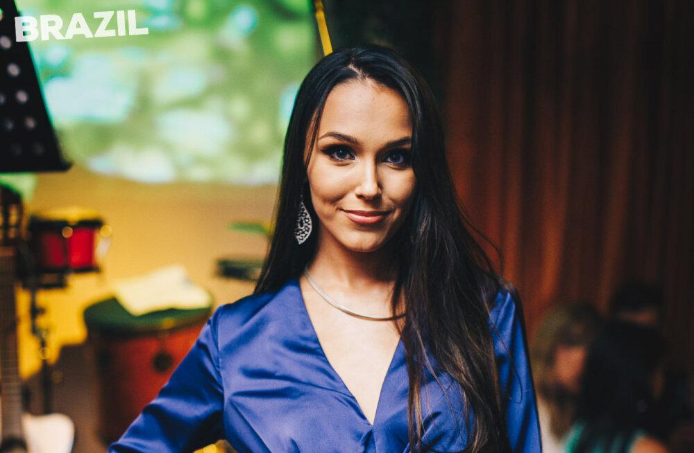 GALERII | Särtsakas ja alati kaunis lauljatar Elisa Kolk pidas maha suure sünnipäevapeo