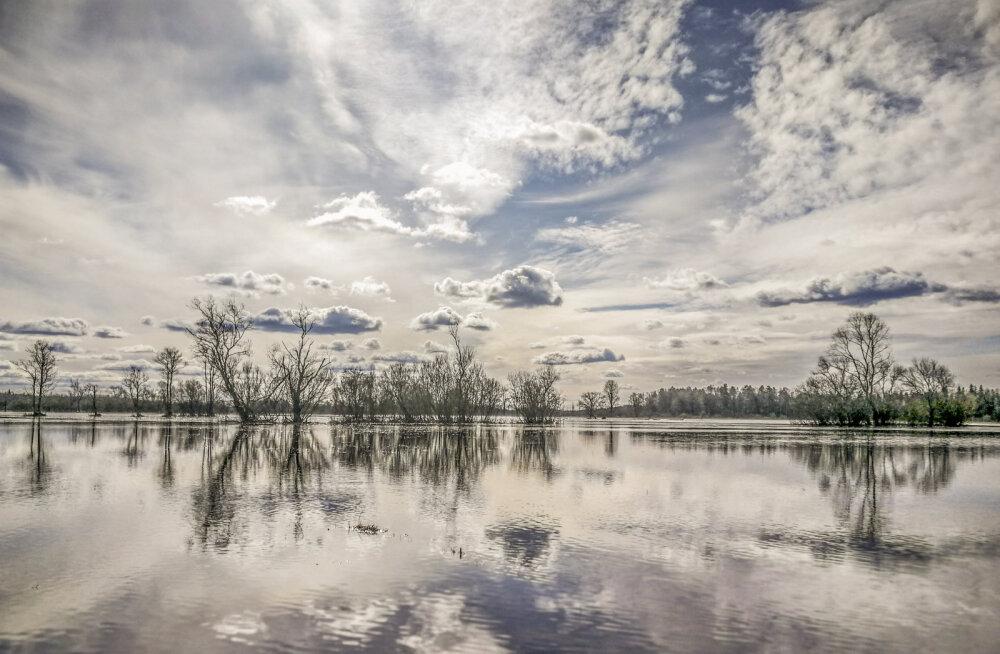 VIDEO | Imeline vaatepilt — viies aastaaeg Soomaa rahvuspargis