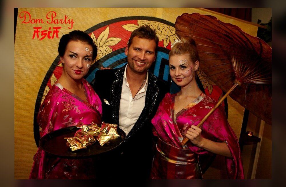 Dom Party Asia