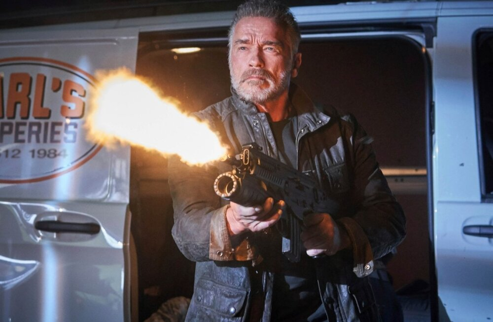 Film Review-Terminator: Dark Fate
