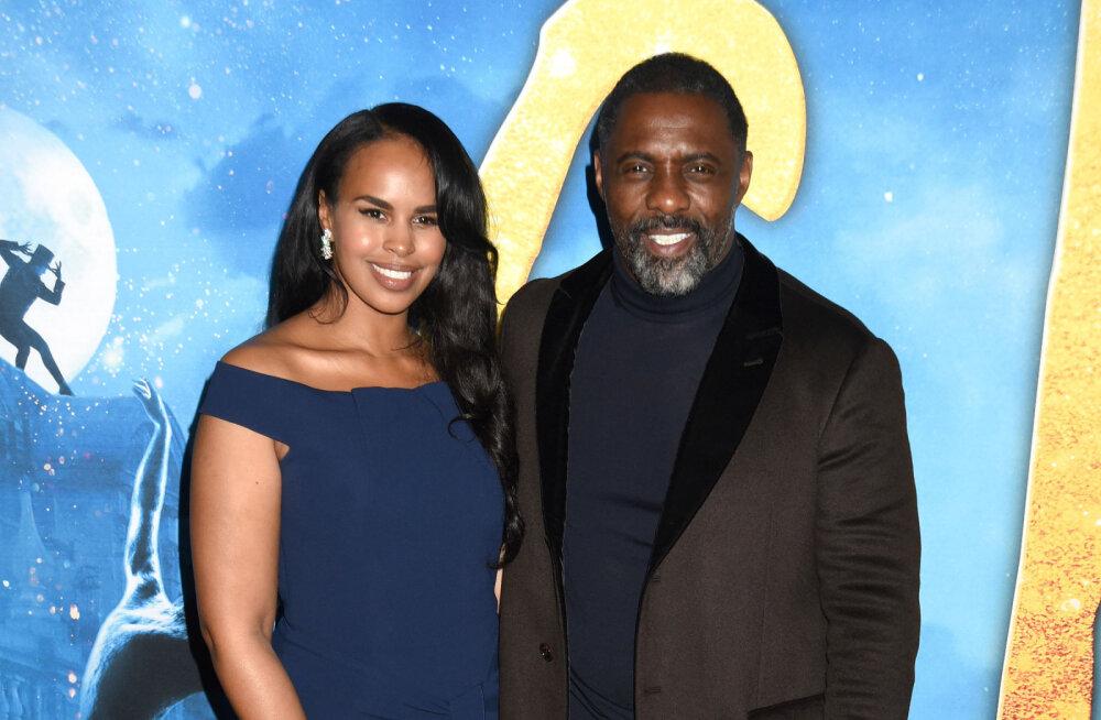 Viirusega võitlev näitleja Idris Elba peab ka oma suure vanusevahega abielu päästma: inimesed ei saa sellest aru!