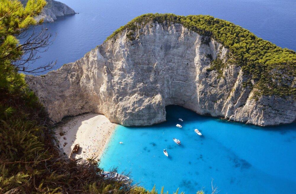 Eestlaste reisilemmik peagi taas külastamiseks valmis! Kreeka plaanib juulist hotellid avada