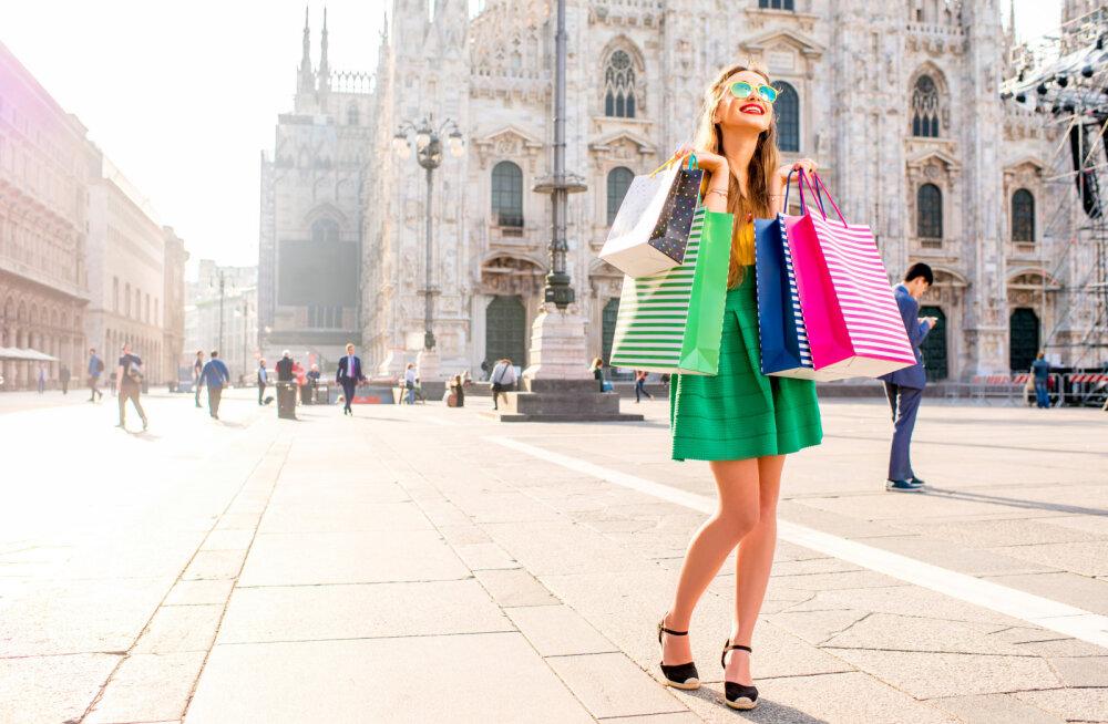 <strong>TULE ANNE & STIILIGA eksklusiivsele moereisile Itaaliasse!</strong>