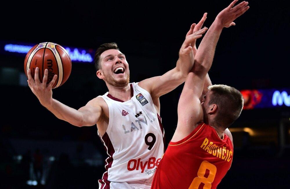 Dairis Bertansi eksimused maksid Lätile MM-pääsme.