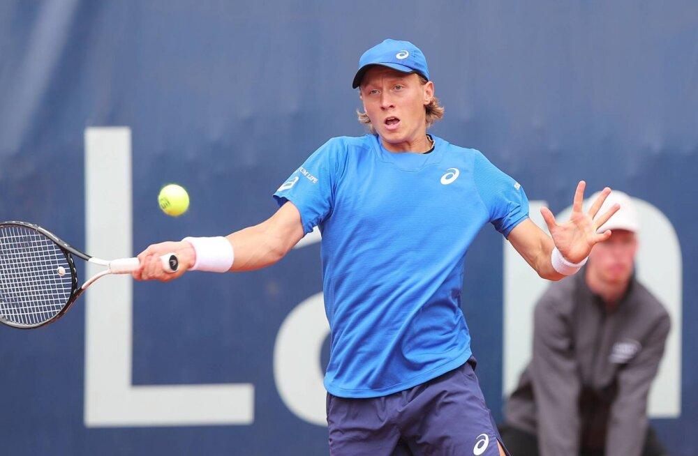 Melbourne'is treeninud Soome tennisist: kopsudes on tunda, et tingimused pole päris normaalsed