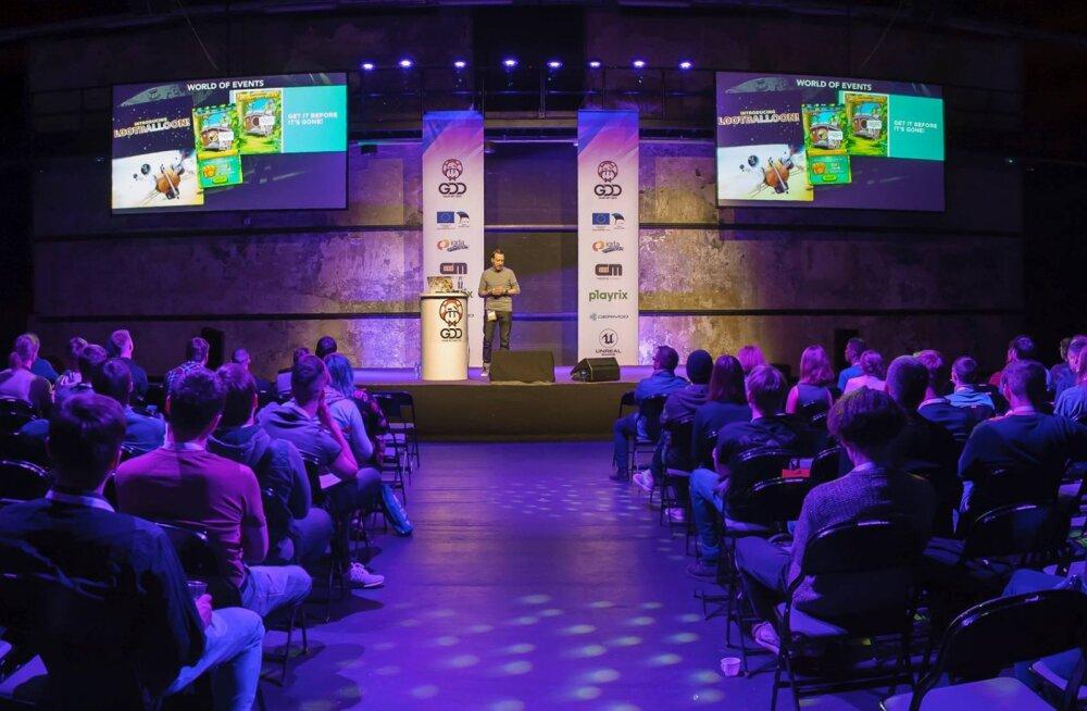 В Таллинне вновь состоится конференция мировых игровых компаний GameDev Days