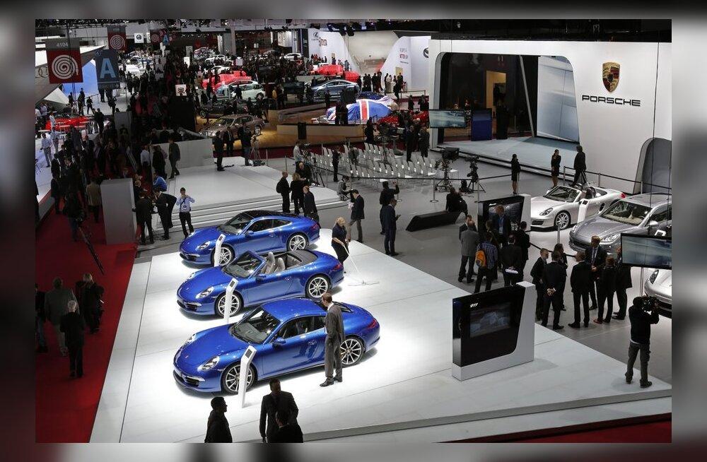 Selgusid Euroopa Aasta Auto kandidaadid
