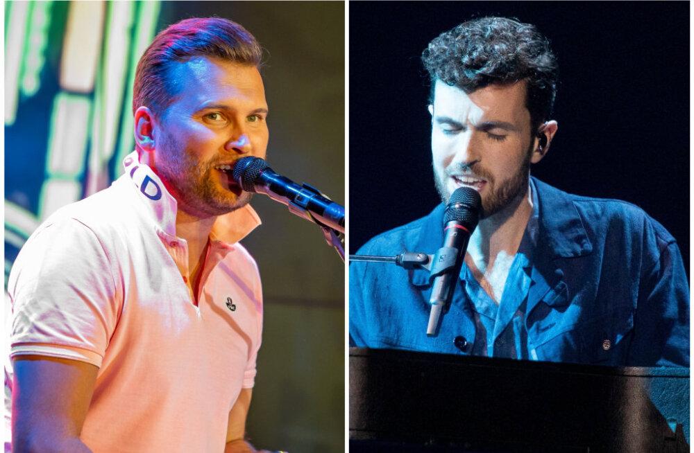 VIDEO   Kuula, kuidas kõlab Eurovisioni võidulugu eesti keeles ja Koit Toome esituses