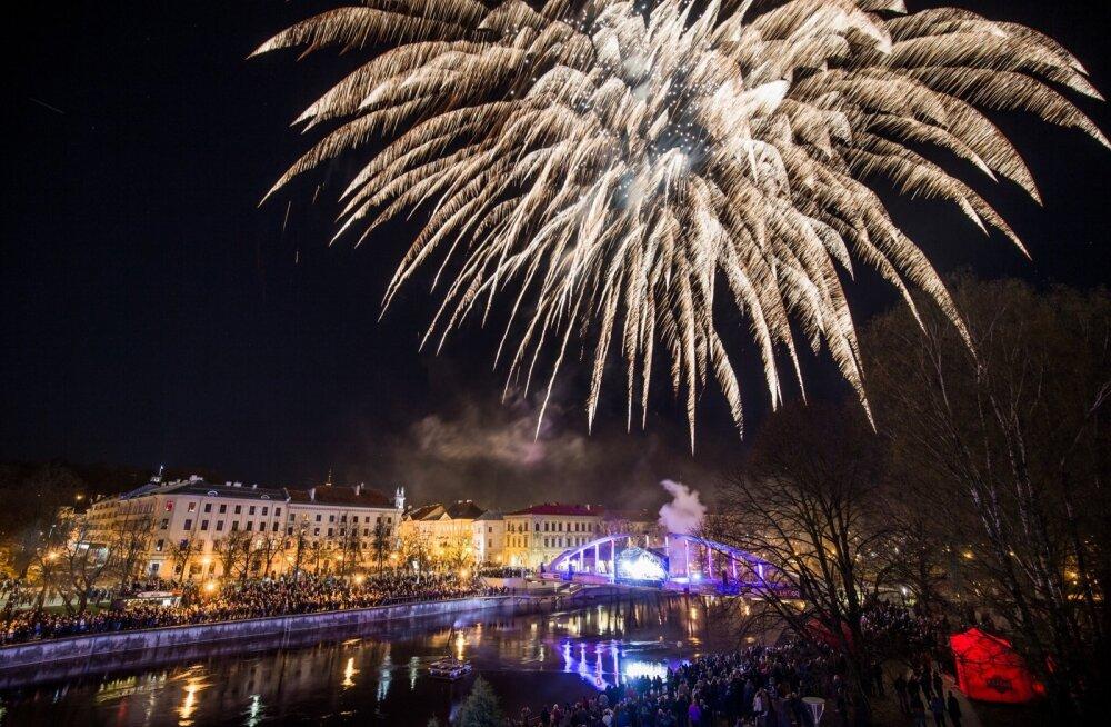 Tartu Tudengipäevad 2018 - Volber