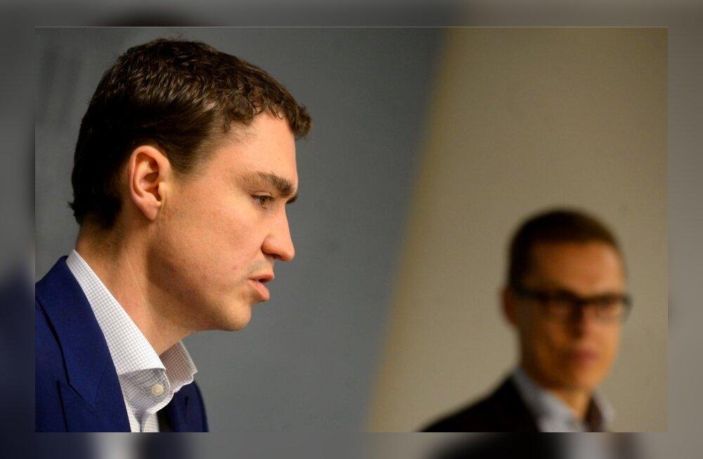 Rõivas Helsingis: Venemaa on kogu Euroopa probleem