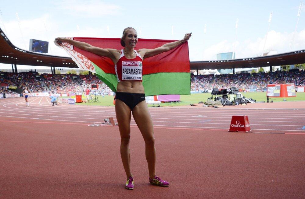 Dopingureegleid rikkunud maailmameister sai pika võistluskeelu