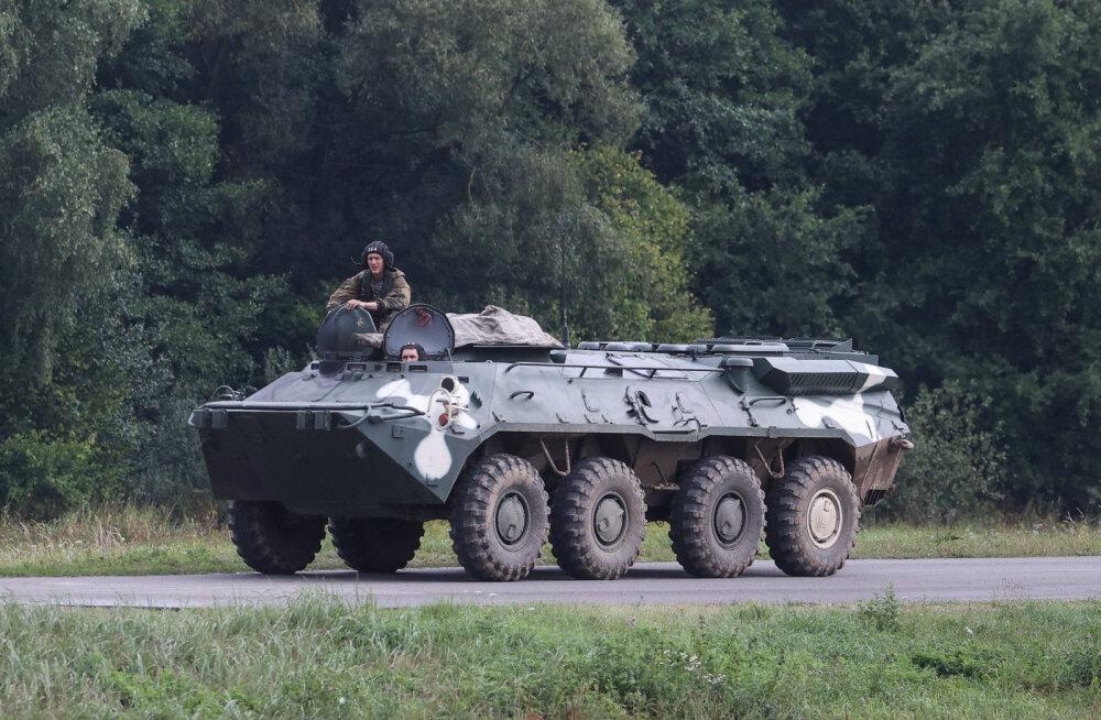 Беларусь вернула войска от границы с ЕС